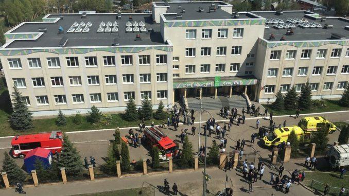Rusija: Pucnjava u školi u Kazanju, ubijena deca - napadač bivši učenik 3