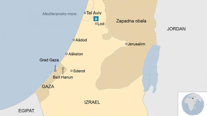Izrael, Palestina i nasilje: Više od 50 mrtvih, UN strahuju od opšteg rata, vanredno stanje u gradu Lodu posle velikih nereda 6