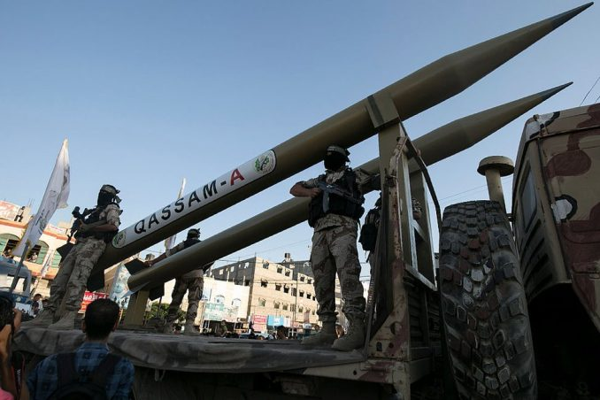 Izrael, Palestina i nasilje: Snaga i ograničenja arsenala oružja palestinskog Hamasa 5