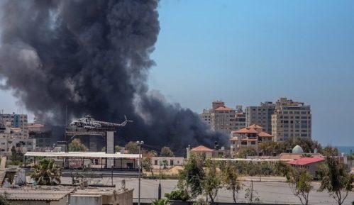Izrael, Palestina i nasilje: Raste broj mrtvih i ranjenih - Izraelci razmatraju kopneni napad na pojas Gaze 19