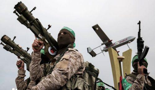 Izrael, Palestina i sukobi: Hamas - palestinska ekstremistička grupa koja vlada Gazom 20