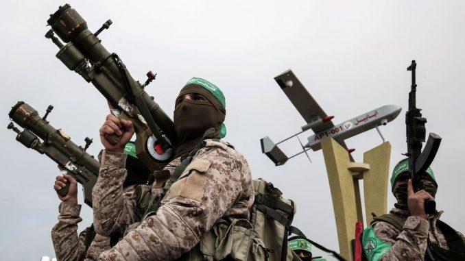 Izrael, Palestina i sukobi: Hamas - palestinska ekstremistička grupa koja vlada Gazom 5