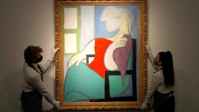 Umetnost: Peti put da je Pikasova slika prodata za više od 100 miliona dolara 5