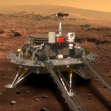 Svemir, istraživanja, Kina: Rover Žurong uspešno sleteo na Mars 12