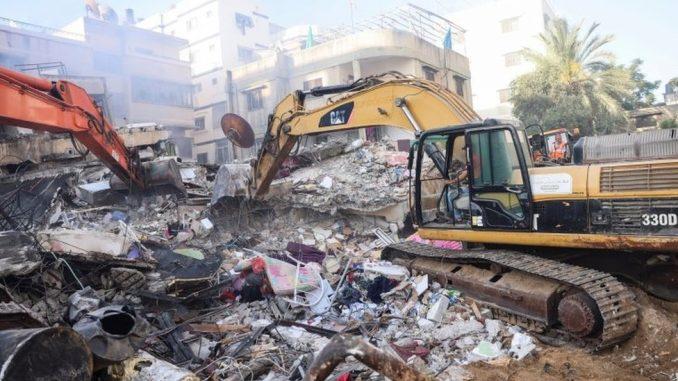 """Izrael, Palestina i nasilje: Napadi na gazu nastavljaju se """"punom snagom"""", kaže Netanjahu 5"""