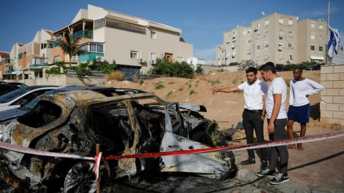 """Izrael, Palestinci i Srbija: """"Posle korone vratili smo se u normalu - u bombardovanje"""" 4"""