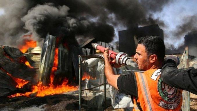 Izrael, Palestina i nasilje: Novi napadi na Gazu, izraelska vojska tvrdi da je uništila Hamasove tunele 3