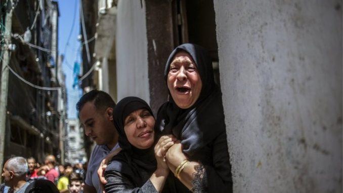Izrael, Palestina i nasilje: Novi napadi na Gazu, Erdogan teško optužuje Bajdena 5