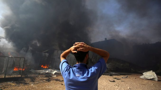 Izrael, Palestina i nasilje: Strah i tuga dok besni neprijateljstvo - fotografije 4
