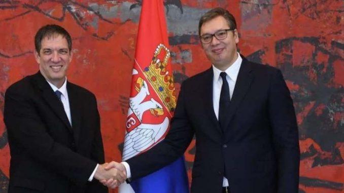 Ambasador Izraela: Nisam izjavio da je Srbija priznala Kosovo 10