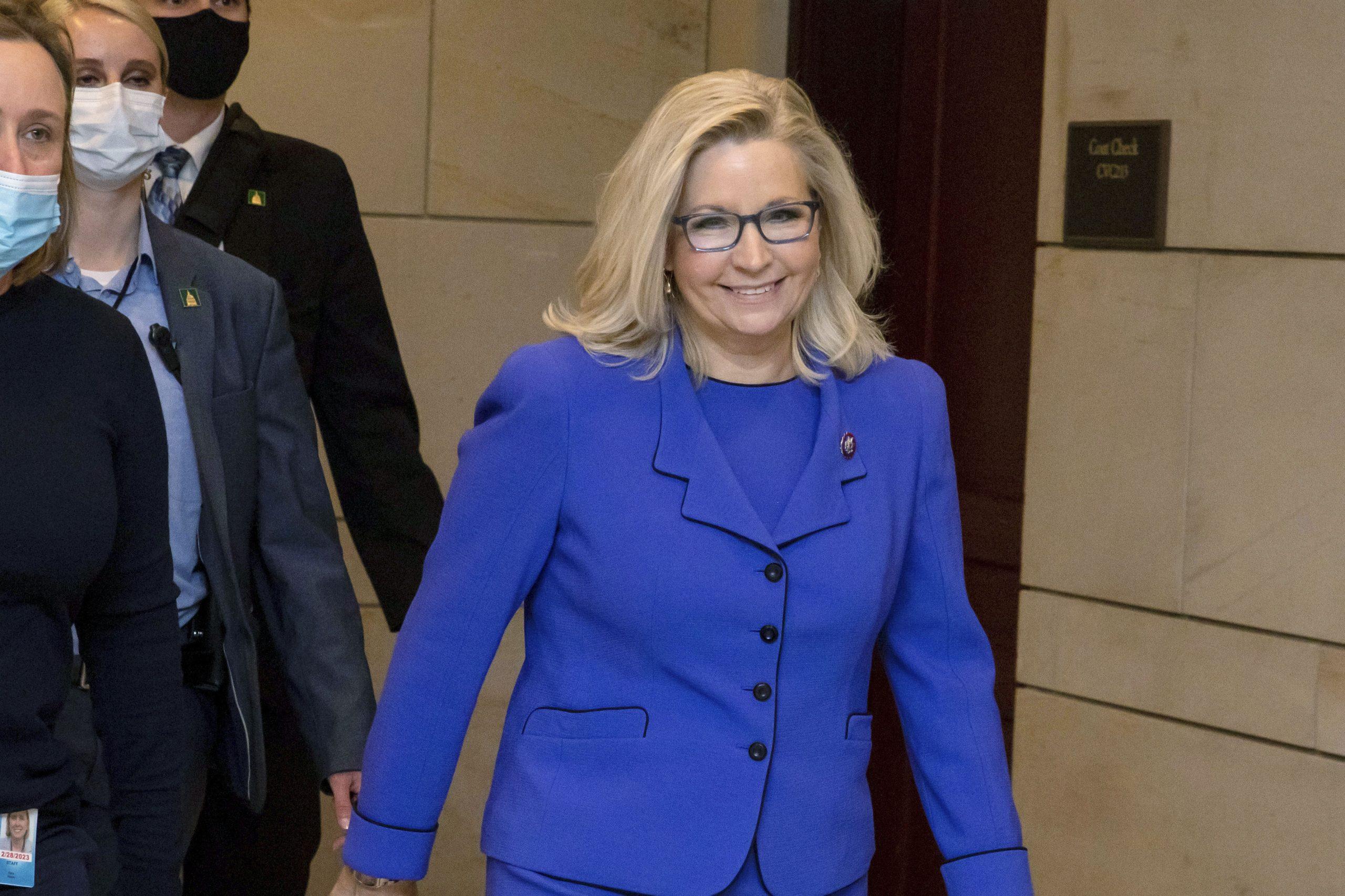 Liz Čejni: Smena zbog Trampa 1
