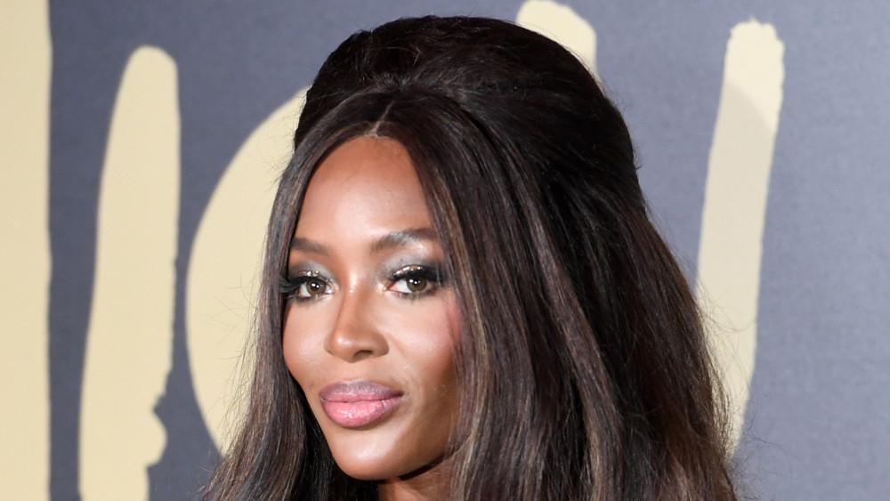 Naomi Kembel: Supermodel mama 1