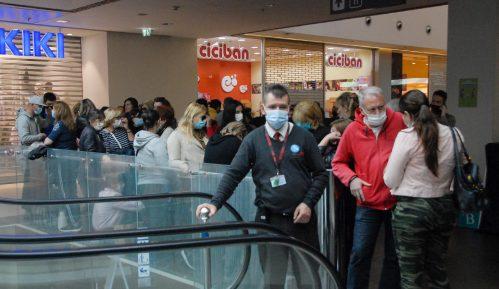 Vesić: Uspešna vakcinacija u tržnim centrima, otvaramo tri nova punkta u Beogradu 3