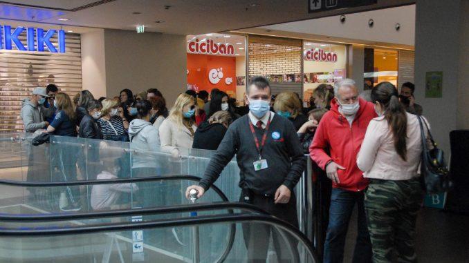 Vesić: Uspešna vakcinacija u tržnim centrima, otvaramo tri nova punkta u Beogradu 4
