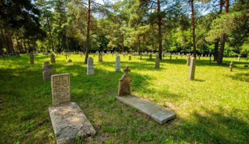 Staro vojničko groblje u Šumaricama - najstarije i najveće u Srbiji 8