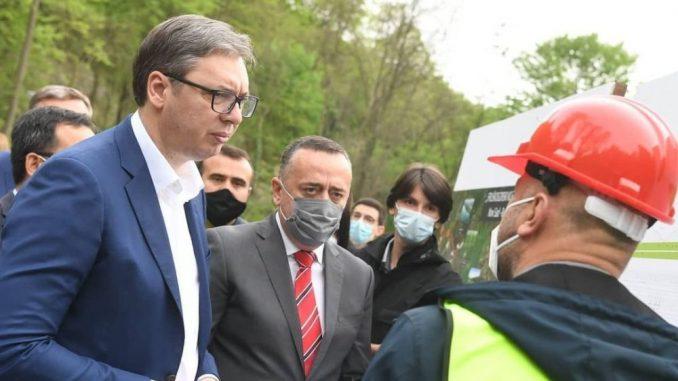 Vučić: Do 11 odsto rasta BDP-a uz vakcinaciju, u suprotnom razmišljamo o zaključavanju 5