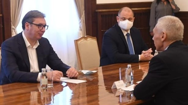 Vučić i Bocan-Harčenko: Napredak ekonomske saradnje dve zemlje 4