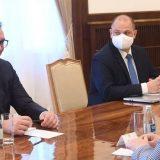 Vučić i Čen Bo o postojećim i novim infrastrukturnim projektima 4