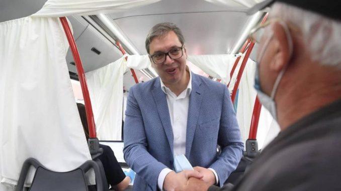 Vučić: Odluku ko će dobiti nacionalnu frekvenciju doneće struka, a ne tajkuni i političari 4