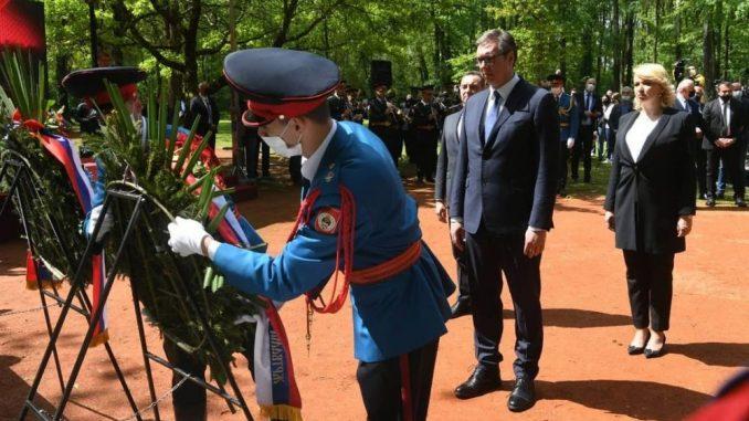 U Donjoj Gradini obeležava se Dan sećanja na žrtve ustaških zločina u Jasenovcu i NDH 1