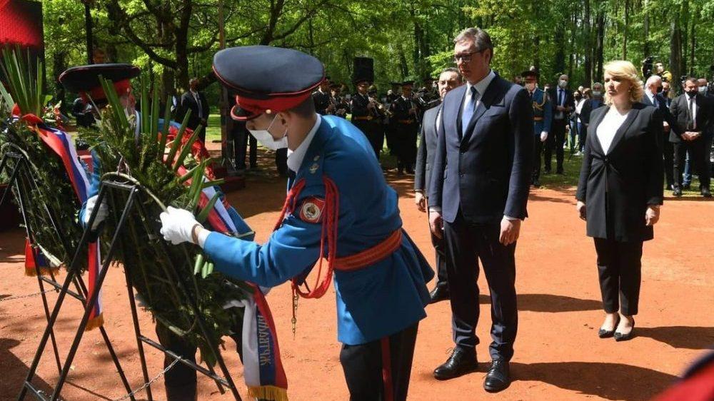 U Donjoj Gradini obeležen Dan sećanja na žrtve ustaških zločina u Jasenovcu i NDH 1