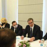 Vučić najavio više od deset miliona evra pomoći za Kozarsku Dubicu, Kostajnicu, Nevesinje i Drvar 13
