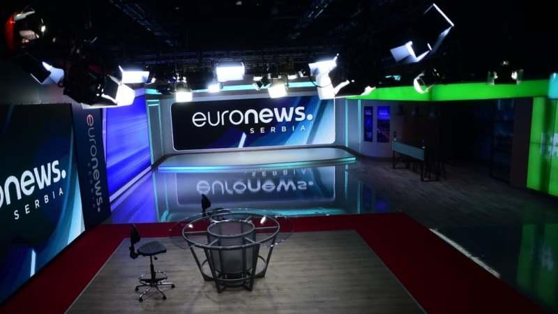 Počinje sa radom Euronews u Srbiji 1