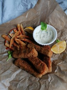 Vege recept: Nofish štapići 2