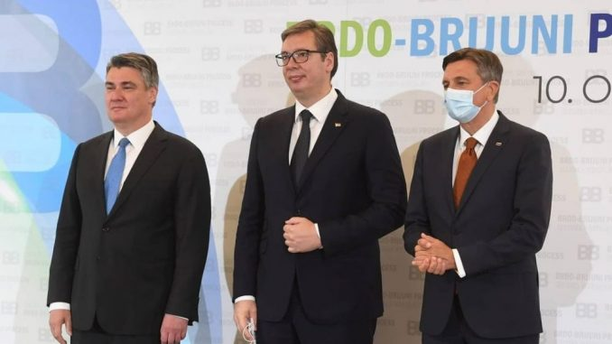 Vučić: Na samitu u Sloveniji bilo reči o promeni granica, Srbija poštuje već utvrđene granice 3
