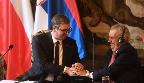 Zeman se izvinio Srbiji za NATO bombardovanje 1999. godine 3