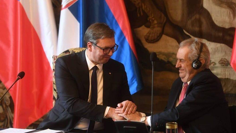 Vučić pogrešna osoba za Zemanovo izvinjenje 1
