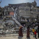 Od bombi i projektila najviše stradaju civili 1