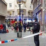 Neispravne instalacije uzrok eksplozije i požara u restoranu brze hrane u Beogradu 12