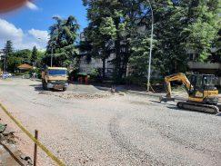 Radovi u Ulici braće Jerković, izmenjene trase gradskog prevoza 3