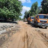 Radovi u Ulici braće Jerković, izmenjene trase gradskog prevoza 12