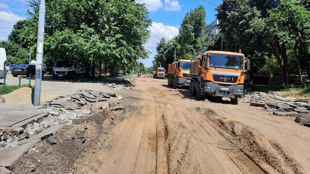 Radovi u Ulici braće Jerković, izmenjene trase gradskog prevoza 1