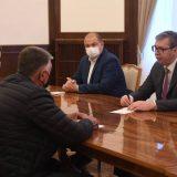 Vučić se sastao sa direktorom Elektroprivrede Srbije i predstavnikom sindikata rudara Kolubare 11