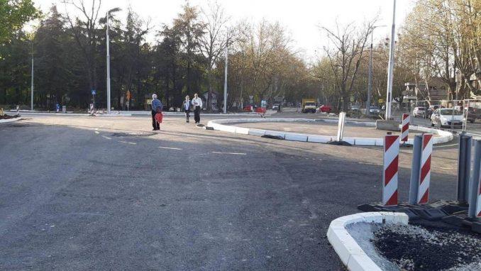 Danas se privremeno pušta u saobraćaj Crnotravska ulica 1