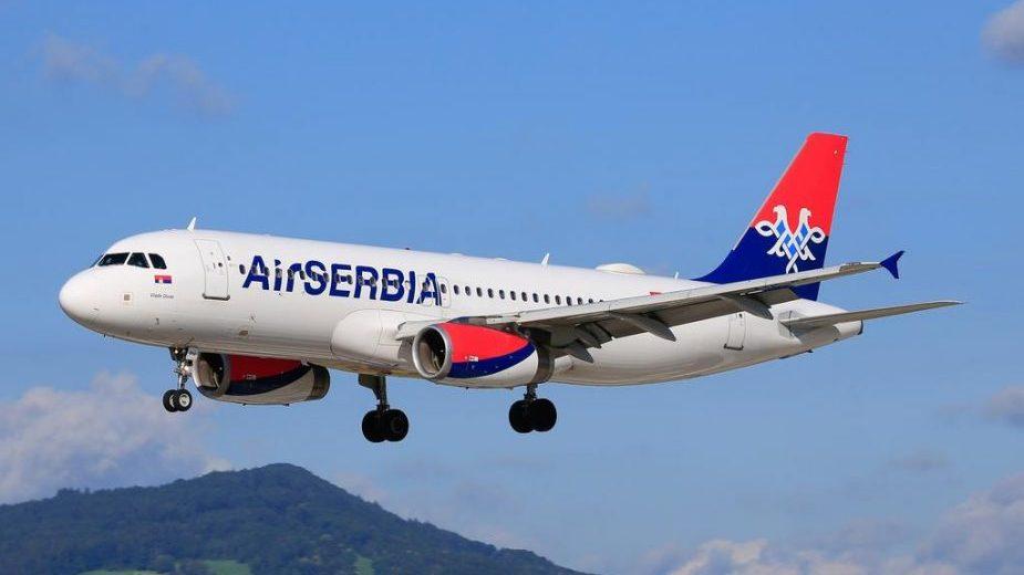 Er Srbija obnavlja letove do Pule 16