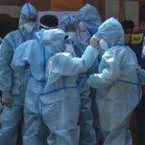 Pad broja slučajeva zaraze korona virusom u Indiji 12