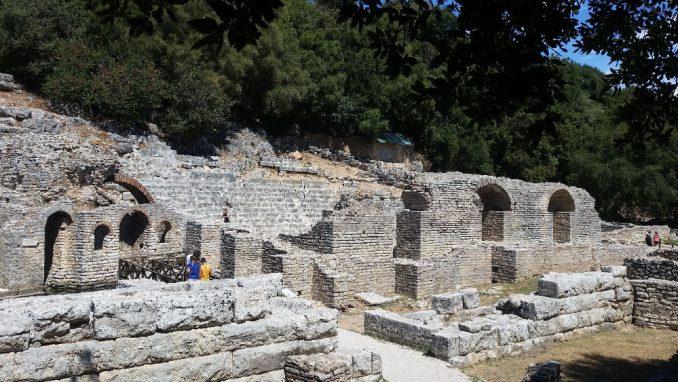 Albanija: Mit i istorija Butrinta 1