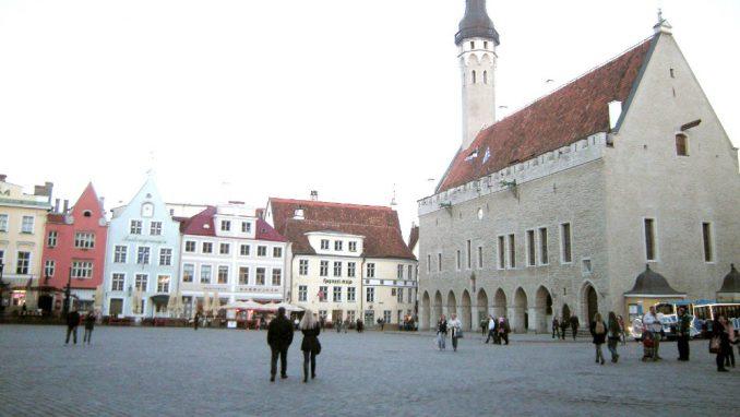Estonija: Istorija na jelovniku u Talinu 1