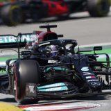 Hamilton osvojio 100. pol poziciju u karijeri 8