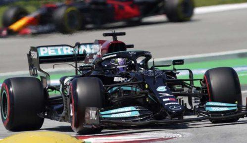 Hamilton osvojio 100. pol poziciju u karijeri 4