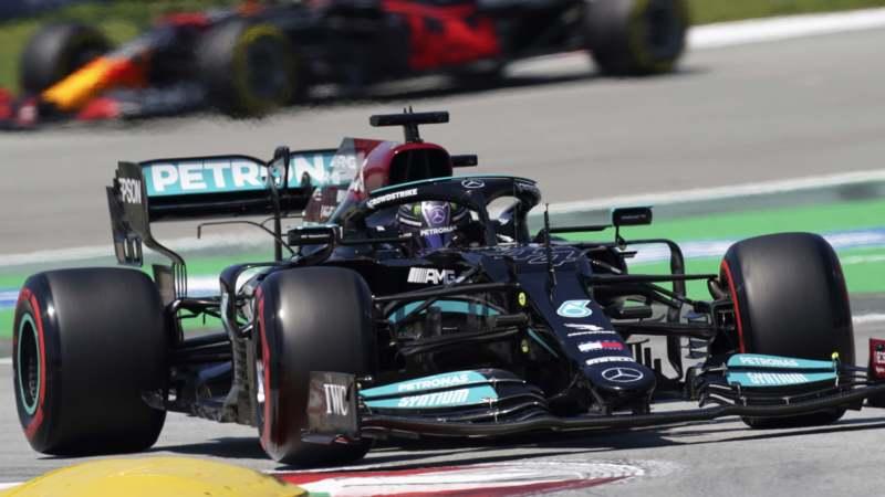 Hamilton osvojio 100. pol poziciju u karijeri 1