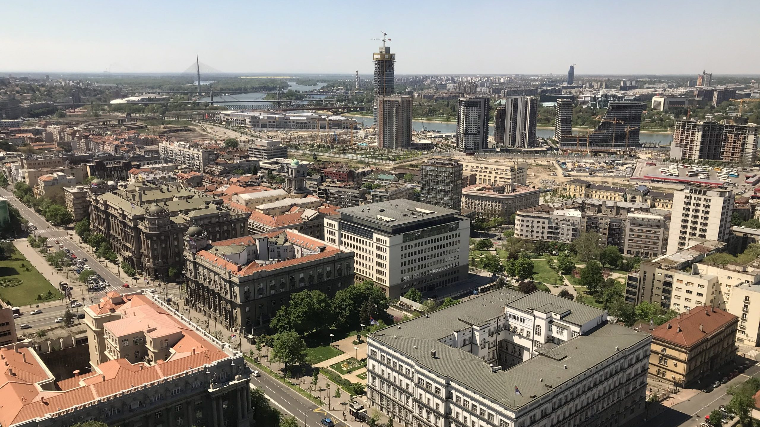 Pohod na Beograd 1
