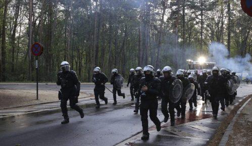 Belgijska policija privela 132 osobe, 15 povređeno na protestu protiv korona mera 2