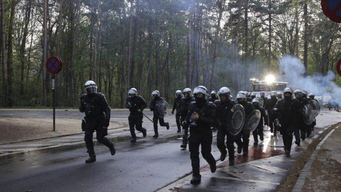 Belgijska policija privela 132 osobe, 15 povređeno na protestu protiv korona mera 5