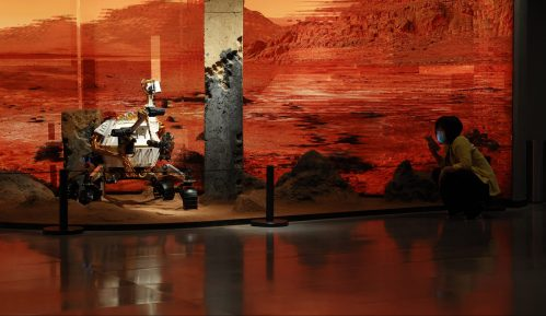 Kina uspešno spustila svemirsku letelicu na Mars 3
