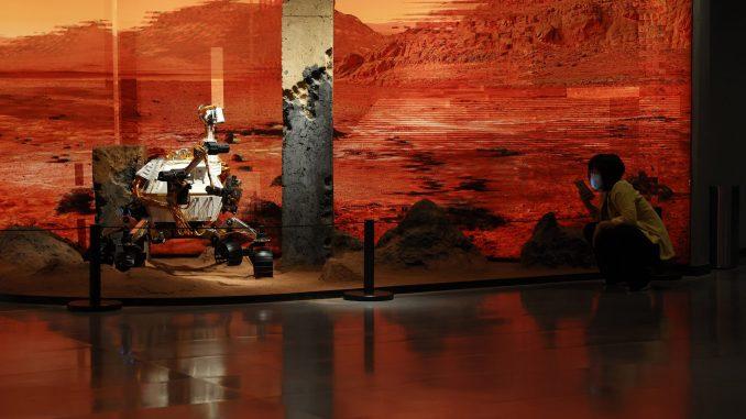 Kina uspešno sustila svemirsku letelicu na Mars 4